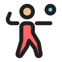Volleyball Play Icon
