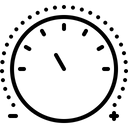 Volume Meter Control Icon