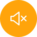 Volume Mute Sound Icon