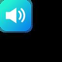 Volume Sound Up Icon