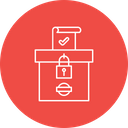 Vote Box Votebank Icon