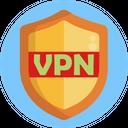 Vpn Network Security Icon