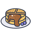 Food Breakfast Delicious Icon