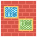 Wall Decoration Wall Covering Wall Decor Icon