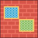 Wall Decoration Icon