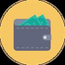 Wallet Purse Money Icon
