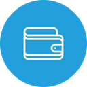 Wallet Purse Savings Icon