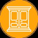 Wardrobe Cabinet Icon