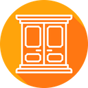 Wardrobe Cabin Icon