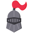 Warrior Helmet Knight Helmet Warrior Icon