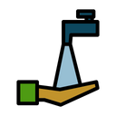 Wudhu Water Purify Icon