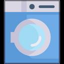 Laundry Washing Cleaning Icon