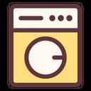 Washing Machine Laundry Washing Icon