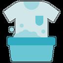 Hygiene Washing Shirt Laundry Icon