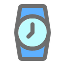 Watch Time Clock Icon