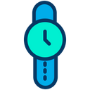 Clock Watch Wrist Icon