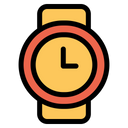 Wristwatch Time Timer Icon