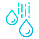 Energy Rain Water Icon