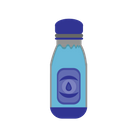 Mineral Mineral Water Water Icon