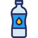 Water Bottle Sauce Food Icon