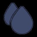 Drop Liquid Water Icon