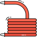 Water Hose Icon