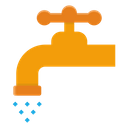 Faucet Water Drop Icon