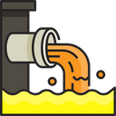 Water Waste Icon