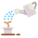 Watering Can Ecology Energy Icon