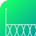 Wave Waves Science Icon