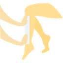 Waxing Hair Removal Beauty Treatment Icon