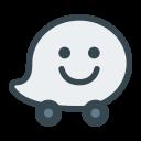 Waze Logo Icon