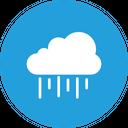 Weather Rain Season Icon