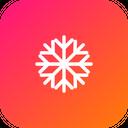 Snow Snowflake Flake Icon