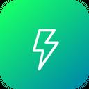 Thunder Storm Crash Icon