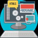 Web Developmen Tool Icon