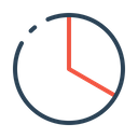 Web Analysis Statics Icon
