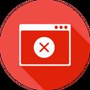 Webpage Window App Icon