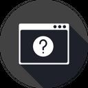 Webpage Window Application Icon