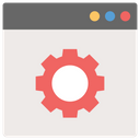 Website Settings Icon