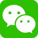 Wechat Logo Social Media Icon