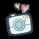 Shot Photography Background Icon