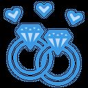 Ring Wedding Love Icon