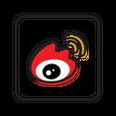 Weibo Tencent Social Media Icon