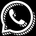 Whatsapp Social Chat Icon