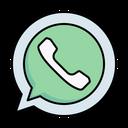 Whatsapp Wa Apps Icon
