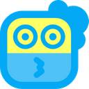 Whistle Cream Emoji Icon