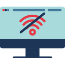 Wifi Loss Icon