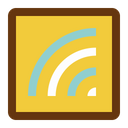Signal Network Connection Icon