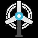 Turbine Wind Mill Icon